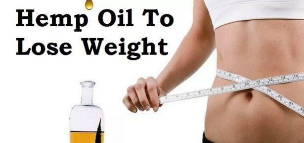 Hemp Oil To Lose Weight