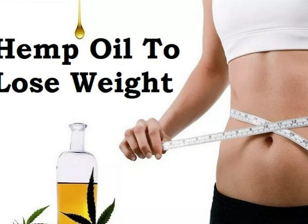 Hemp Oil To Lose Weight