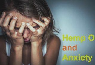 Hemp oil and anxiety