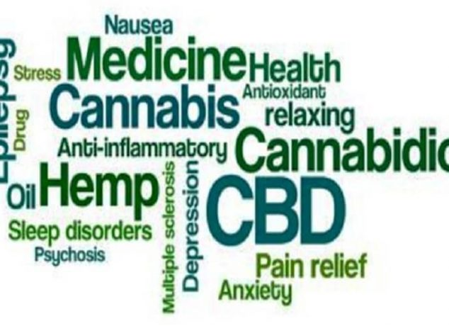 LIVING WITH CANNABIDIOL