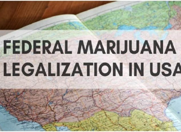 Federal Marijuana Legalization in USA