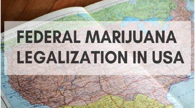 Federal Marijuana Legalization in USA